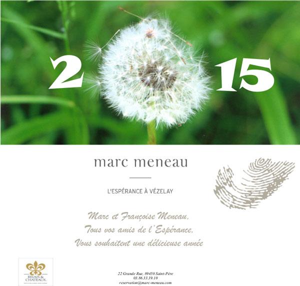 Voeux 2015 L'Espérance Vézelay