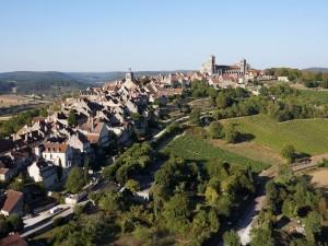 Le Moyen Age au Vézelay