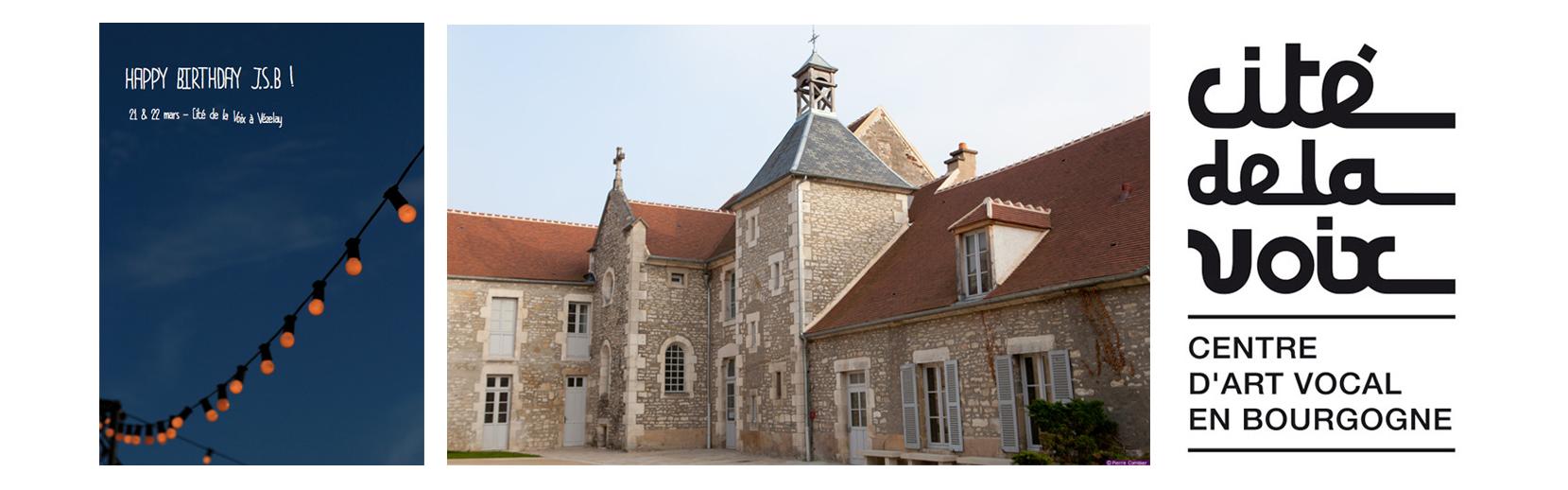 Cité de la Voix à Vézelay