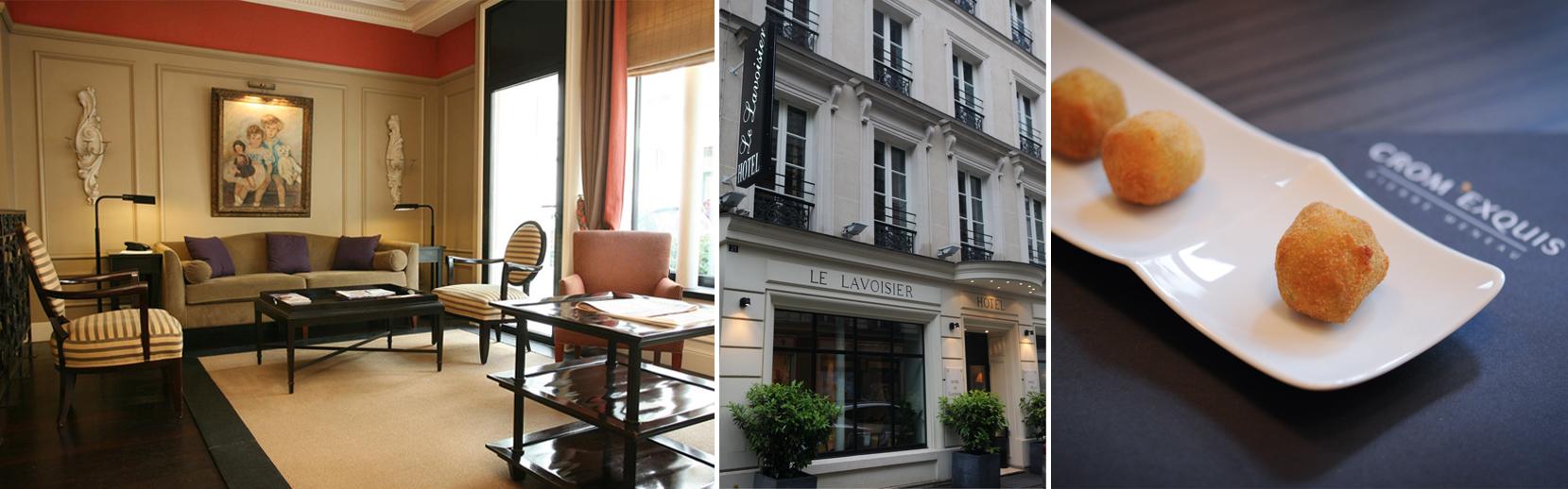 Hôtel Le Lavoisier Paris